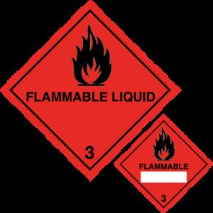 Class 3 Labels